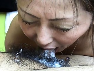 She like cum in mouth 19
