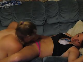 Dirty Feet Blowjob Huge Mouth Full Of Cum And Swallowing