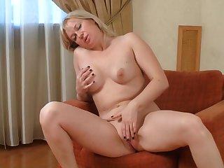 Busty Old Lady Katya Gannau