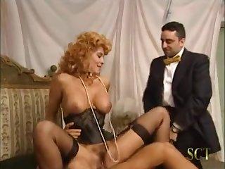Il Portiere Di Notte (Milly D'Abbraccio) 1998 Italian retro