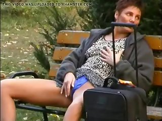 Lola Solana - Public Self-Gratification in Budapest