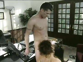 Lucky Guy Fucks A Tiny Asian And A Hot Milf - Boss Film