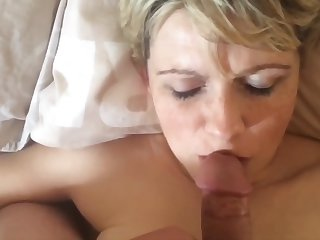 Extreme Hot Milf Blowjob Swallowing And Facial Compilation