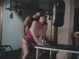 Retro Exercise Routine