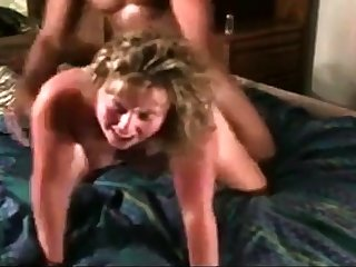 White milf gets down and dirty with BBC