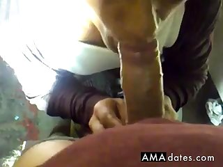 mature crackhead special blowjob and swalllowcum