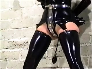 Cheri Goes All The Way BDSM And Spanking