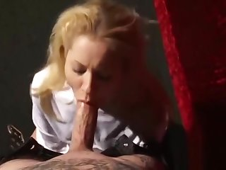 blindfolded, gagged, tied and fucked up