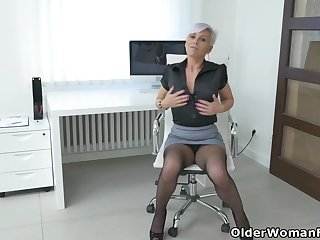 An older woman means fun part 216