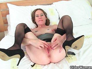 An older woman means fun part 166